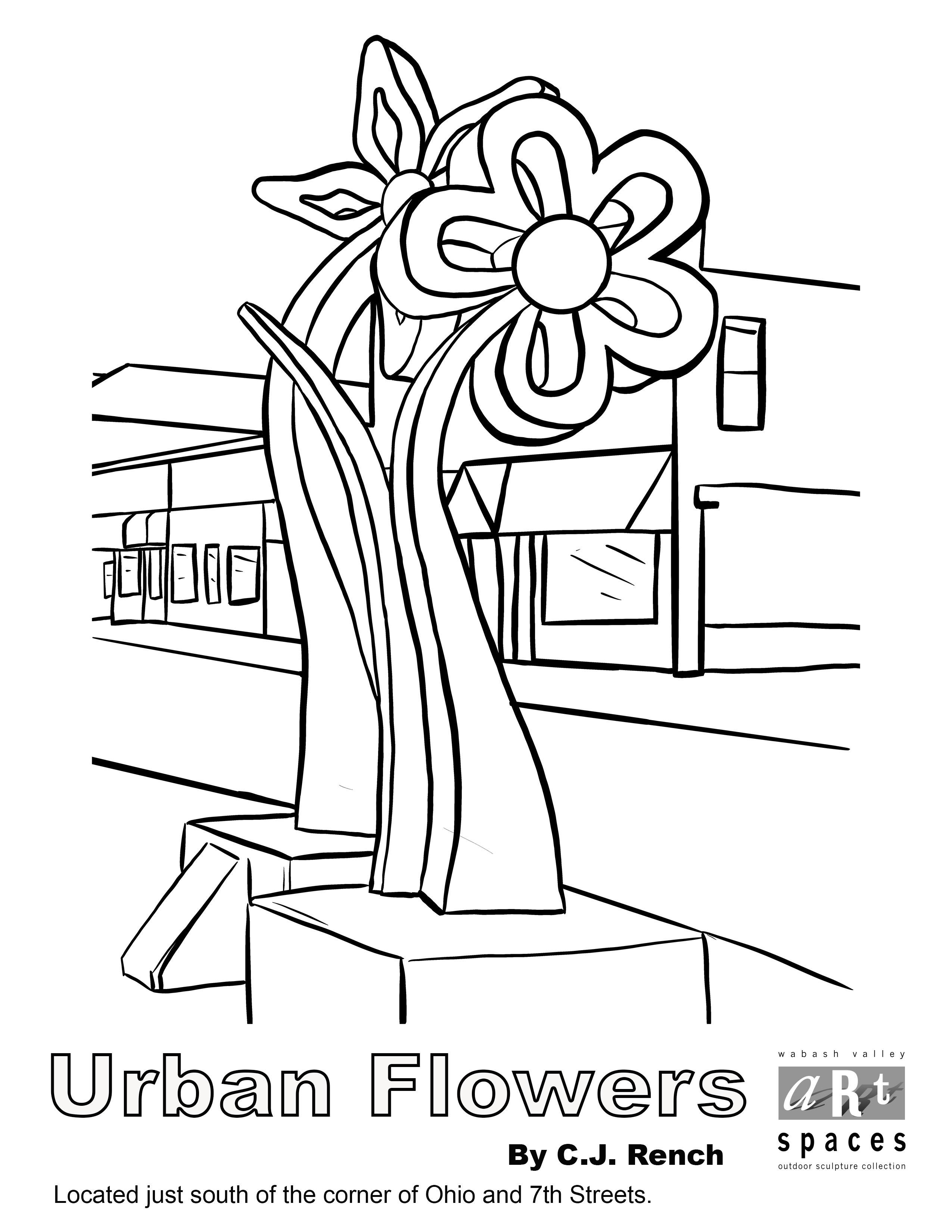 Urban Flowers L